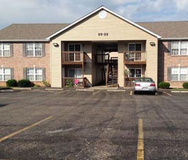 Park Place Apartments, 821 Hillsboro Road, Farmington, MO 63640