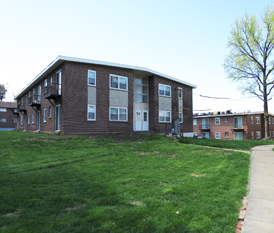 Rolling Hills Apartments, 8869 Maya Lane, St. Louis, MO